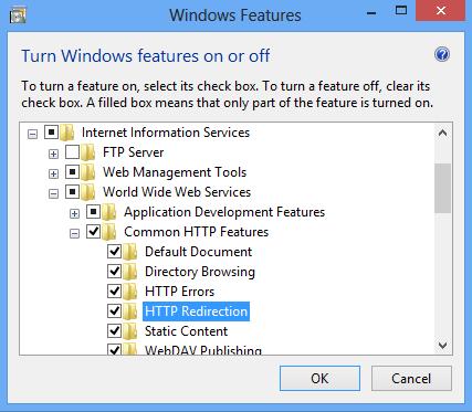 IIS7 Redirect HTTP to HTTPS